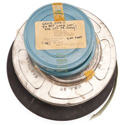 JOHN CHAMBERS (5) PLANET OF THE APES RELATED FILM REELS