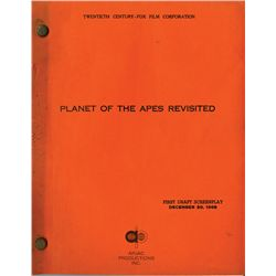 """PLANET OF THE APES REVISITED"" (AKA. BENEATH THE PLANET OF THE APES) SCRIPT"