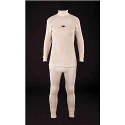STEVE MCQUEEN SCREEN-WORN LE MANS FIRE RETARDANT RACING SUIT