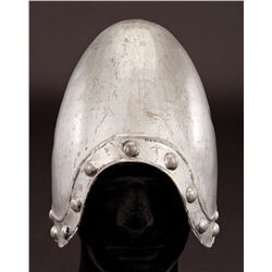 FRENCH HELMET FROM MONTY PYTHON AND THE HOLY GRAIL.