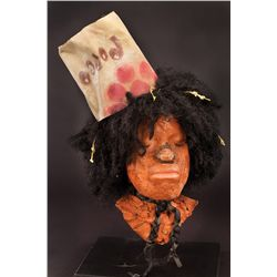 MICHAEL JACKSON FACIAL AND NECK APPLIANCE FROM THE WIZ