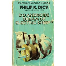 FANCHER'S ANNOTATED COPY OF DO ANDROIDS DREAM OF ELECTRIC SHEEP? & TWO SCRIPTS FOR BLADE RUNNER