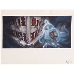 GHOSTBUSTERS II CONCEPT PAINTING