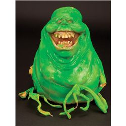 "GHOST BUSTERS GREEN ""SLIMER"" ANIMATION MAQUETTE"