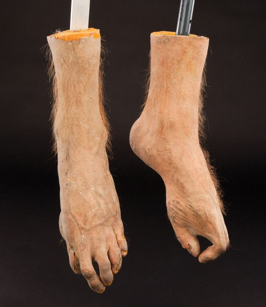 THE LOST BOYS PAIR OF VAMPIRE BAT FEET FROM. Loading zoom
