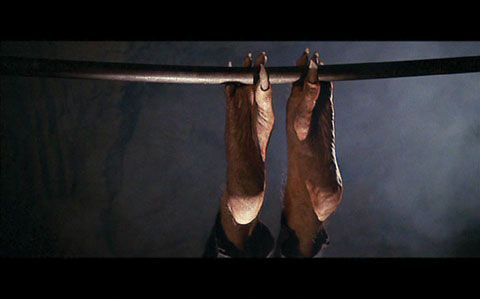... Image 2 : THE LOST BOYS PAIR OF VAMPIRE BAT FEET FROM