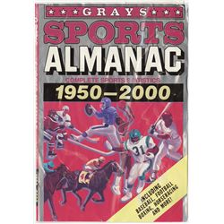 BACK TO THE FUTURE II ALMANAC COVER