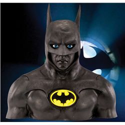 MICHAEL KEATON BATMAN COWL