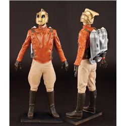 THE ROCKETEER MAQUETTE