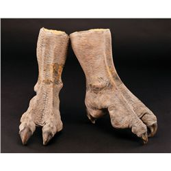 BRAM STOKER'S DRACULA SCREEN-USED VAMPIRE BAT FEET