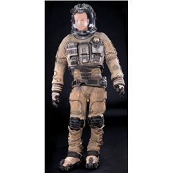 "BRUCE WILLIS ""HARRY STAMPER"" ASTEROID SPACE SUIT FROM ARMAGEDDON"
