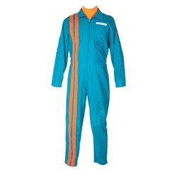 "MIKE MEYERS ""AUSTIN POWERS"" MOON BASE JUMPSUIT FROM THE SPY WHO SHAGGED ME"