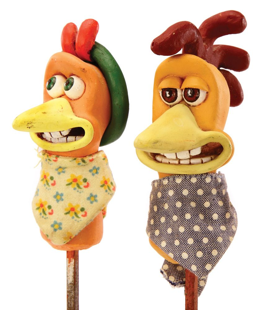 Chicken run rocky and ginger - photo#17