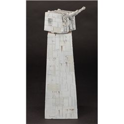 STAR WARS: EPISODE VI – RETURN OF THE JEDI HERO SCREEN-USED STEPPER MOTOR-DRIVEN TURBOLASER TOWER