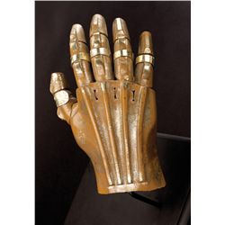 STAR WARS: EPISODE V- THE EMPIRE STRIKES BACK REMOVABLE HAND FROM C-3PO