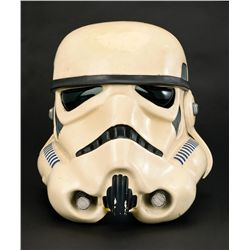 STAR WARS: EPISODE VI- THE RETURN OF THE JEDI SCREEN-WORN STORM-TROOPER HELMET