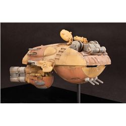 STAR WARS: EPISODE I - THE PHANTOM MENACE ILM POD RACER MAQUETTE (#1).