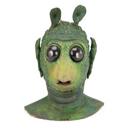 RODIAN (GREEDO LOOK-ALIKE) MASK FROM STAR WARS: EPISODE I - THE PHANTOM MENACE