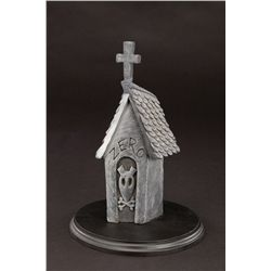 """ZERO'S"" TOMBSTONE DOGHOUSE FROM THE NIGHTMARE BEFORE CHRISTMAS"