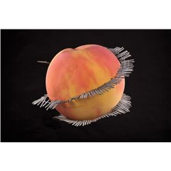 LARGE 1:5 SCALE PEACH FROM JAMES AND THE GIANT PEACH