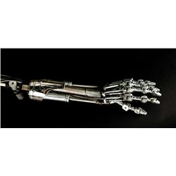 T2: JUDGMENT DAY ARNOLD SCHWARZENEGGER SCREEN-USED HERO ARTICULATED TERMINATOR ENDO ARM
