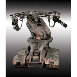 SCREEN-USED T-1 BATTLE READY DRONE FROM TERMINATOR 4: SALVATION