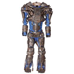 T-600 BLUE SCREEN ENDO SUIT FROM TERMINATOR 4: SALVATION