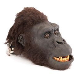 "HERO ""KING KONG"" ANIMATRONIC HEAD FROM COCA-COLA COMMERCIAL ENTITLED ""THE CHOICE"""