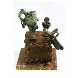 Salvador Dali Enchanting Limited Edition Bronze- DREAMS