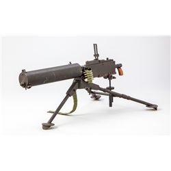 Miniature Model 1916 Browning Machine Gun