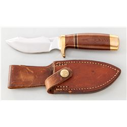 Osage Bird Knife, By John Nelson Cooper