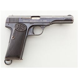 Yugoslavian Marked Browning Model 1922 Semi-Automatic Pistol