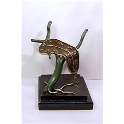 Salvador Dali Enchanting Original, limited Edition Bronze - The Persistence of Memory