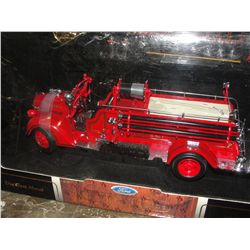 Signature series 1938 Ford fire engine die cast