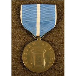 EARLY 1950S ORIGINAL U.S. KOREAN SERVICE MEDAL