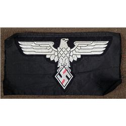LARGE NAZI HITLER YOUTH PATCH