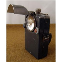 WWII Very Rare Working Nazi Signal Light Named 1943