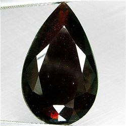 22.59ct Dark Fanta Spessartite Garnet Pear Cut (GEM-33539)