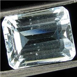 3.91ct Sea Green Aquamarine (GEM-49015)