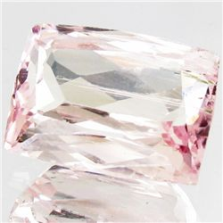 12.75ct Sparking Top Pink Kunzite Cushion (GEM-43875)