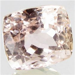 11ct Sparking Top Pink Kunzite Cushion (GEM-43878)