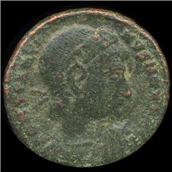 300AD Roman Bronze Coin Higher Grade (COI-9140)