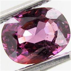 1.25ct Lovely Purple Pink Oval Clean Natural Spinel (GEM-29292)