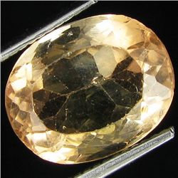 8.15ct Chanpaigne Imperial Topaz (GEM-35777)
