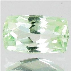 3.65ct Sparking Top Green Kunzite Cushion (GEM-43921)