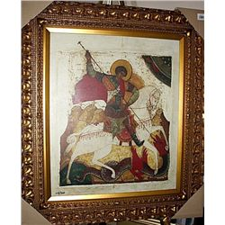 St George And The Dragon  - Unknown artist