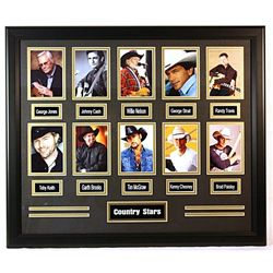 Giclees of   The 10 Greatest Country STARS