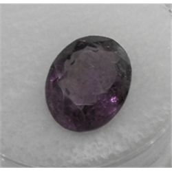 A 4 Ct. natural Amethyst gemstone