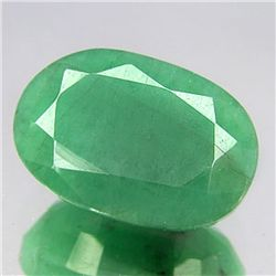 A 1 ct. Emerald Gem
