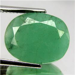 A 4 ct. Emerald Gem